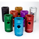 Air Sentry color adapters